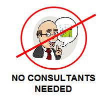 No consultant